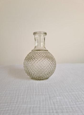 MT038 - Le lot de 3 vases: 4€  Hauteur 16cm